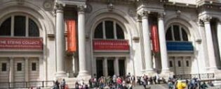 The Metropolitan Museum of Art in New York
