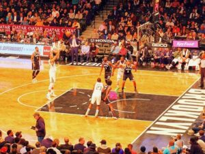 Brooklyn Nets Tickets Kopen