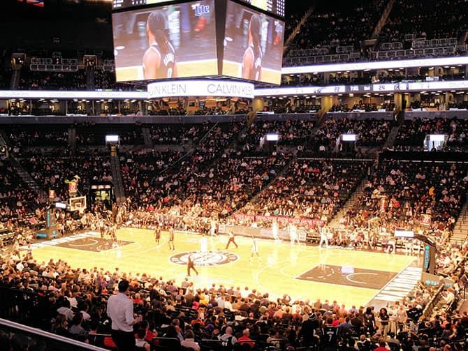 Brooklyn Nets Tickets Kopen - Wedstrijd