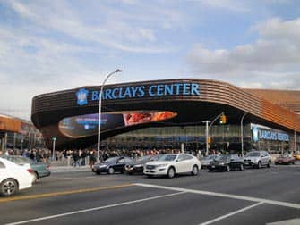 Brooklyn Tour - Barclays Center