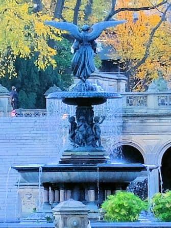 Central Park Filmlocaties Wandeltour - Bethesda Fountain