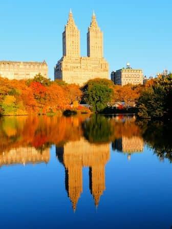 Central Park Filmlocaties Wandeltour - The Reservoir