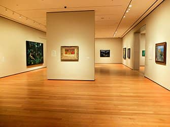 MoMA Museum of Modern Art - VIP Tour Schilderijen
