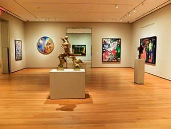 MoMA Museum of Modern Art - VIP Tour Sculptuur