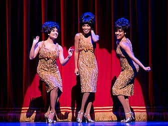 Motown de musical op Broadway NYC