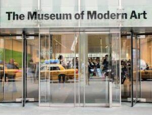 Museum of Modern Art in New York
