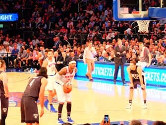 New York Knicks - Spelers
