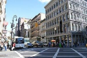 New York TV- en Filmtour