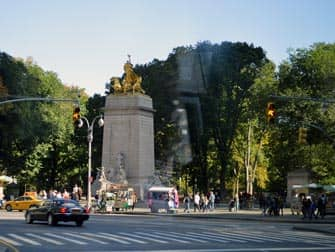 New York TV- en Filmtour - Central Park