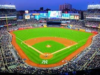 New York Yankees Tickets - Speelveld