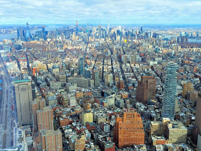 One World Observatory Tickets - Uitzicht Manhattan