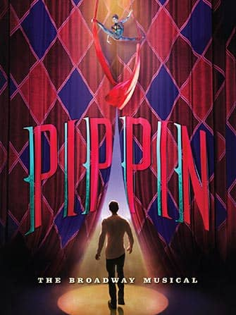 Pippin op Broadway in New York