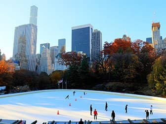 Schaatsen in New York - Wollman Rink