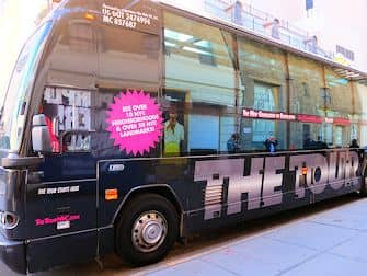 The Ride in New York - Tourbus