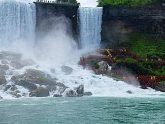 Tweedaagse Trip Niagara Falls - Bride Veil Falls