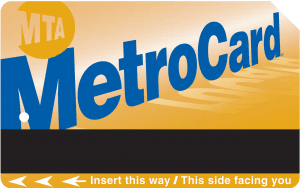 metrocard in new york