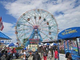 Coney Island in New York - Reuzenrad