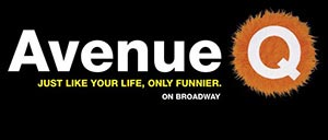 Avenue Q in New York Tickets