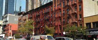 Hells Kitchen in New York