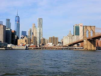 New York Pizza Tour naar Brooklyn en Coney Island - Brooklyn Bridge Park