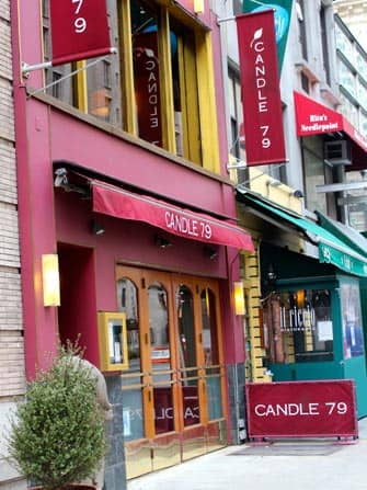 Candle 79 in New York