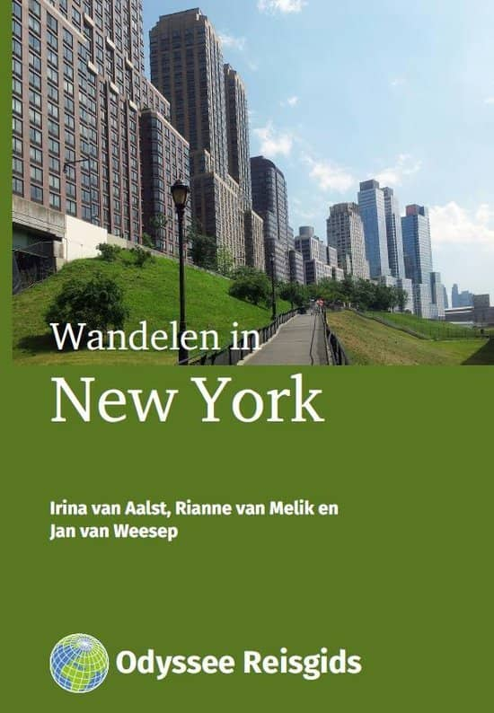 Boek - Wandelen in New York