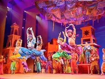Aladdin op Broadway Tickets - Duizend en een Nacht