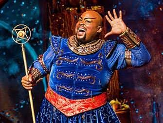 Aladdin op Broadway Tickets - Genie