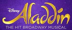 Aladdin op Broadway Tickets