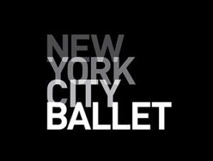 Ballet in het Lincoln Center in New York