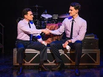 Jersey Boys in New York Tickets - Handdruk