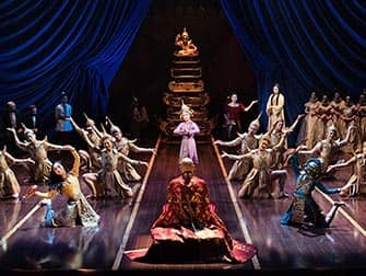 The King and I op Broadway - De Musical