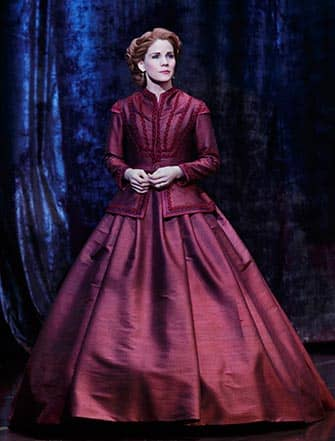 The King and I op Broadway - Kelli O Hara