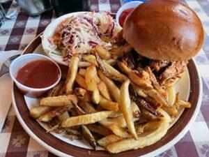 Typisch Amerikaans eten in New York
