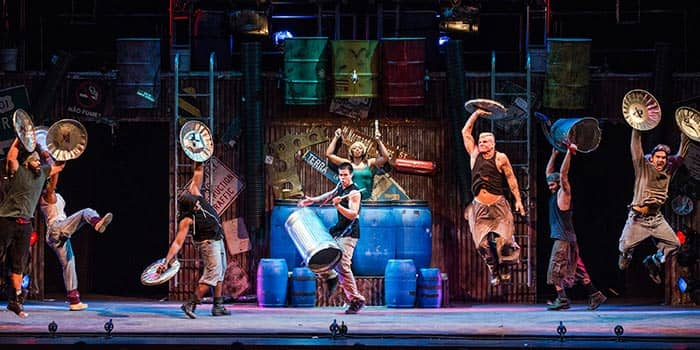 STOMP in New York Tickets - Off-Broadwayshow