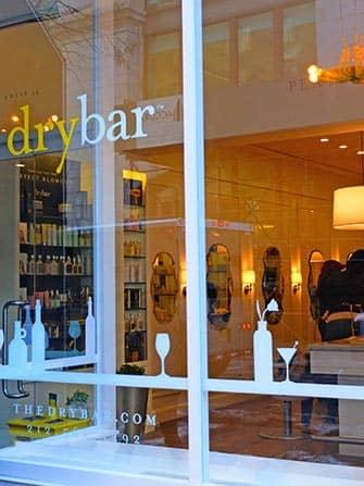 BSchoonheidssalons in NYC - The DryBar