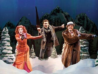 Gentleman's Guide to Love and Murder in NYC - Musical