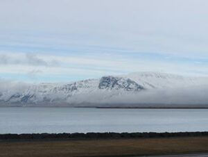 Stopover in IJsland op weg naar New York