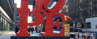 Werken en wonen in New York