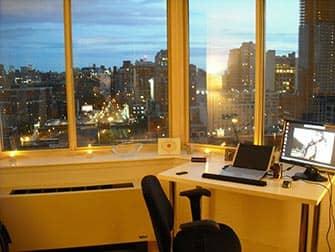 Werken en wonen in New York - appartement met uitzicht