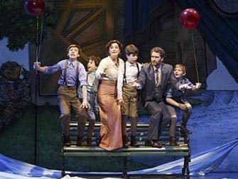 Finding Neverland op Broadway - Cast