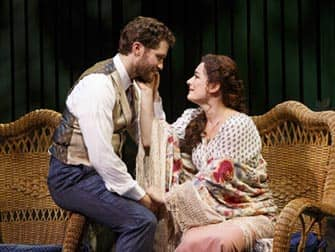 Finding Neverland op Broadway - De Musical