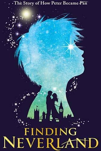 Finding Neverland op Broadway - Poster