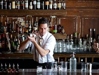 Verborgen bar tour in New York - Drankjes