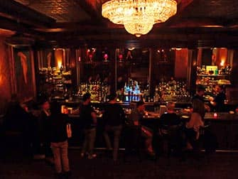 Verborgen (speakeasy) bar tour in New York - Cocktailbar