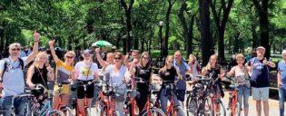 Fietsen in New York met Nederlandse gids