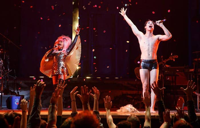 Hedwig and the Angry Inch op Broadway - De Musical