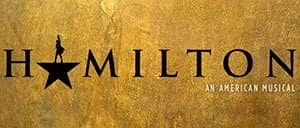 Hamilton op Broadway Tickets