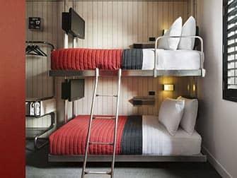 Pod Hotel 39 in New York - Bunk Pod