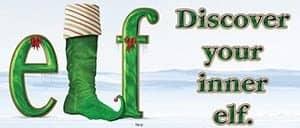 Elf de Kerstmusical